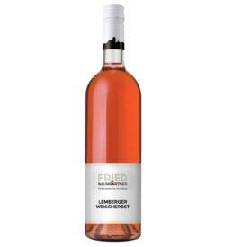 0,75l Flasche Lemberger Weißherbst, Rosé