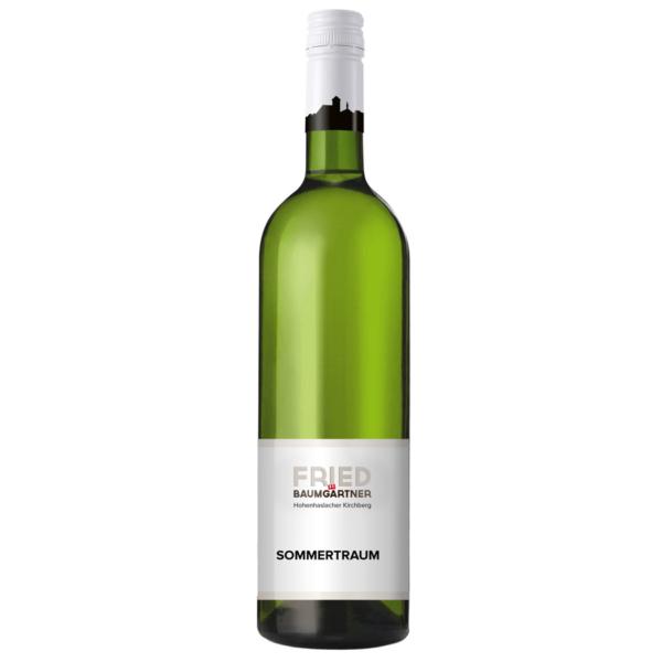 sommertraum weißweincuvée 0,75l Flasche