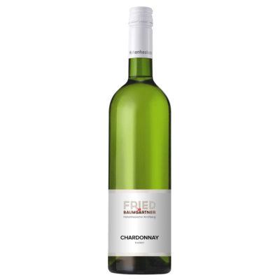 0,75l Flasche Chardonnay trocken, Weißwein
