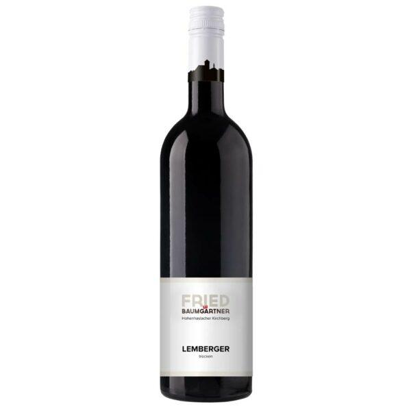 0,75l Flasche Lemberger, Rotwein