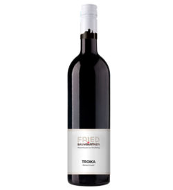 Troika Rotweincuvée 0,75 Liter Flasche