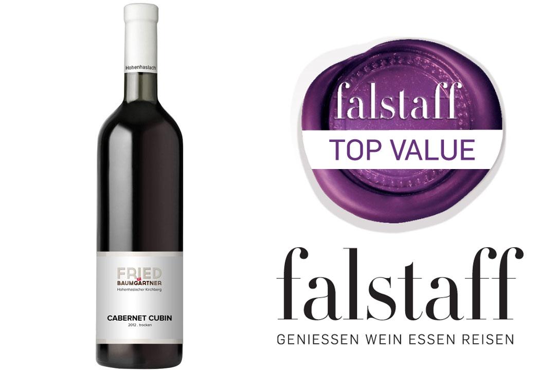 """Featured image for """"Auszeichnung von Falstaff"""""""