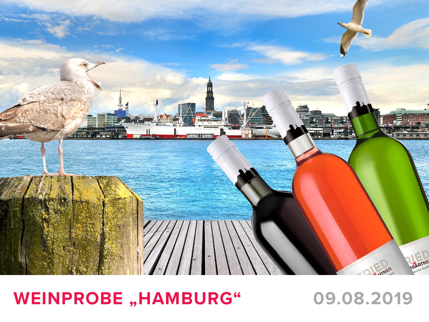 """Featured image for """"Weinprobe Hamburg"""""""