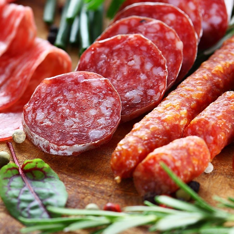 """Featured image for """"Cacciatore Salami"""""""