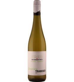 0,75 Liter Flasche Gewürztraminer lieblich Weißwein