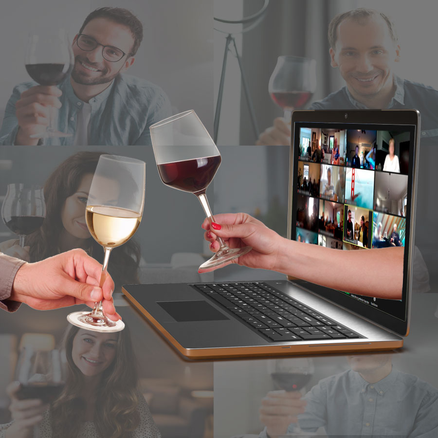 "Featured image for ""Private Online Weinprobe"""