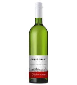 0,75l Flasche Chardonnay trocken Weißwein Hamburg Edition