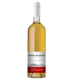 0,75 Liter Flasche Blanc de Noirs Wein Hamburg Edition