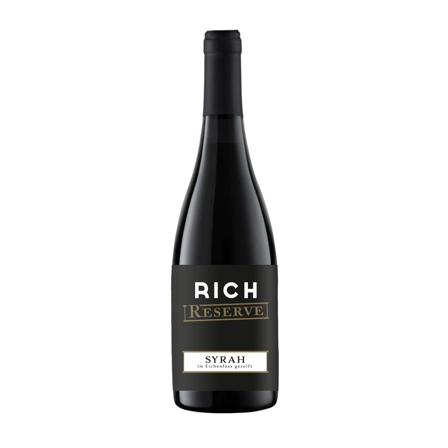 "Featured image for ""Syrah RÉSERVE . Eichenfass gereift"""