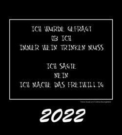 Kalendertitelblatt 2022