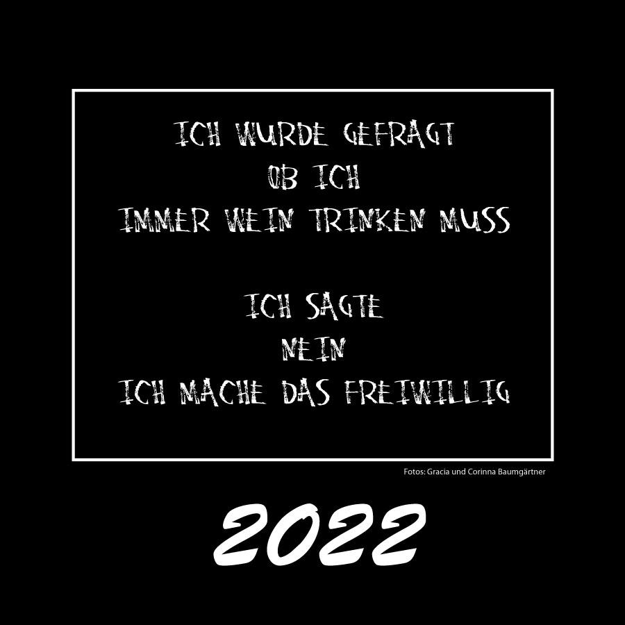"""Featured image for """"Tischkalender 2022 Wein"""""""
