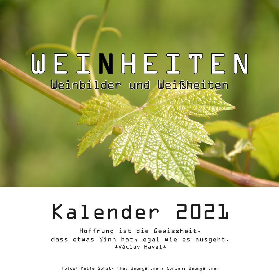 """Featured image for """"Tischkalender 2021 Weinheiten"""""""