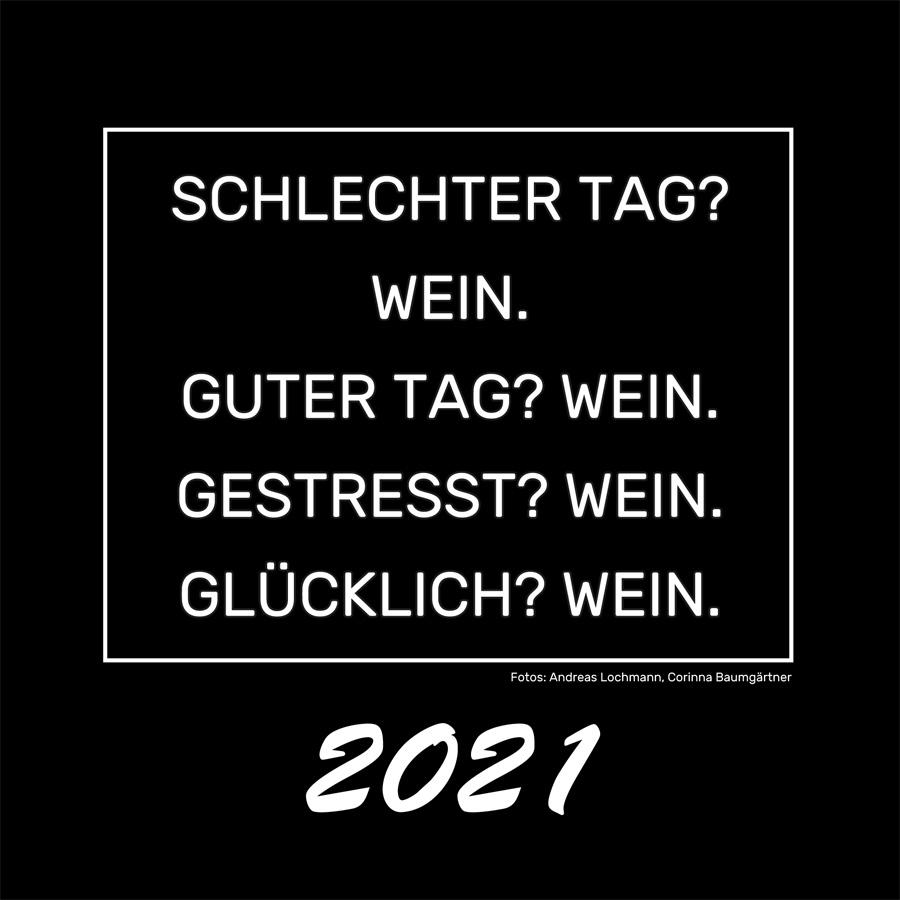 """Featured image for """"Tischkalender 2021 mit Weinsprüchen"""""""