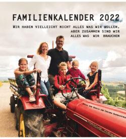 Tischkalender 2022 Familienleben