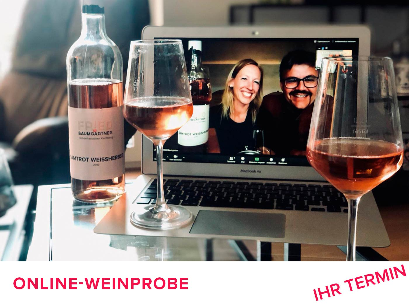 """Featured image for """"Online – Weinprobe"""""""