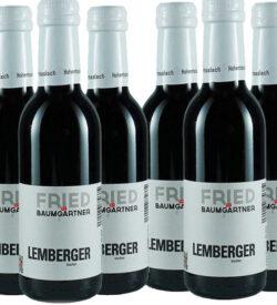 Flaschenbild Lemberger Piccolos