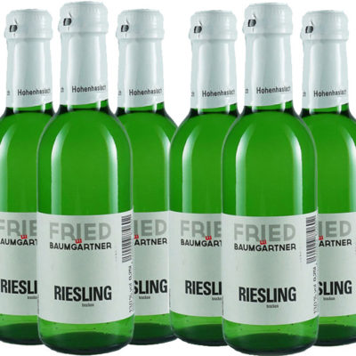 Flaschenfoto Riesling Piccolo Fried Baumgärtner