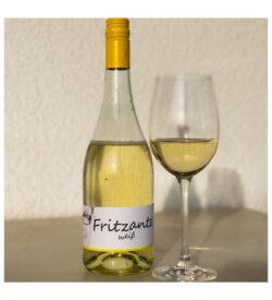 fritzante perlwein weiß 0,75 l Flasche