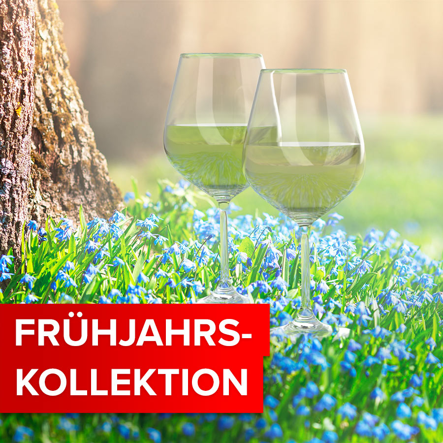"Featured image for ""Frühjahrs kollektion + Online Weinprobe"""